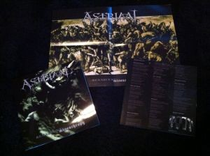 Astriaal - Renascent Misanthropy LP
