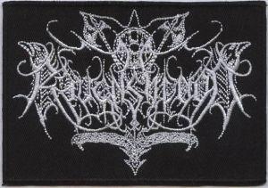 Ravensblood - Logo Aufnäher