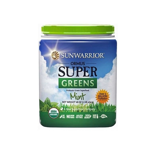 Sunwarrior Ormus Super Greens (454 g)