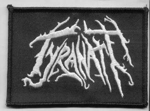 Tyranath - Logo Aufnäher