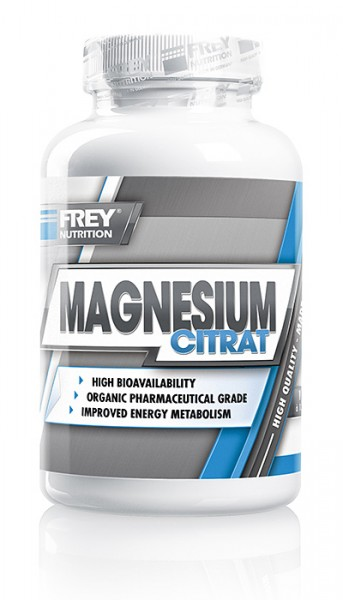 MAGNESIUM CITRAT - 120 Kapseln