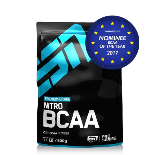 ESN Nitro BCAA Pulver 500 g