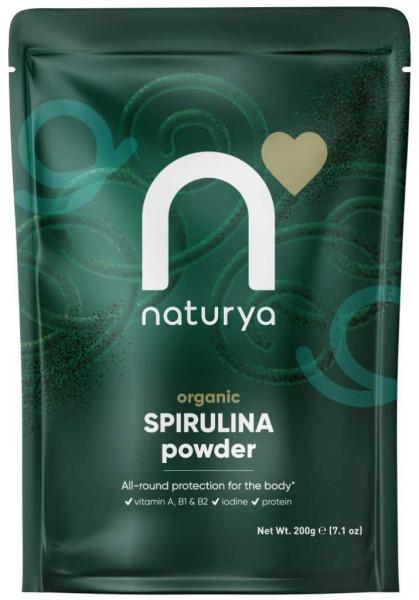 Naturya Bio Spirulina Pulver - 200g