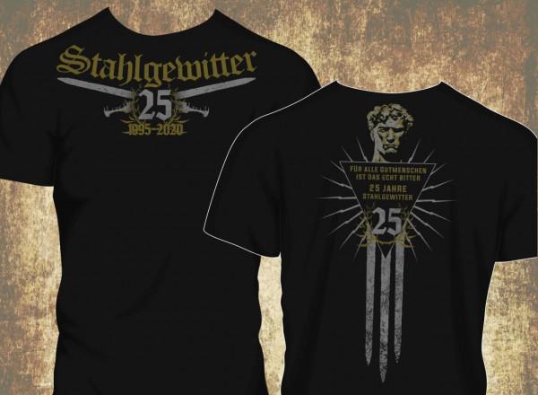 Stahlgewitter - 25 Jahre T-Hemd