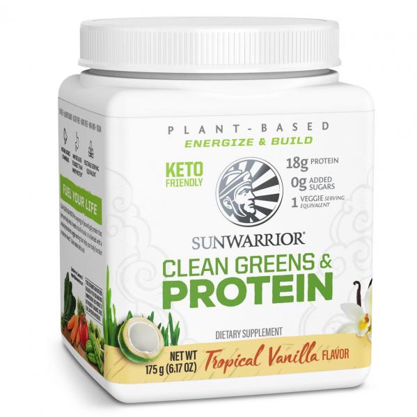 Sunwarrior Clean Greens & Protein 175 g