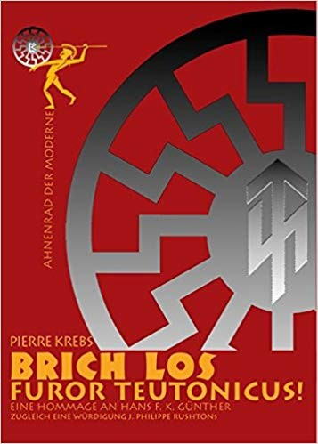 Brich los, furor teutonicus! (Dr. Pierre Krebs) + DVD