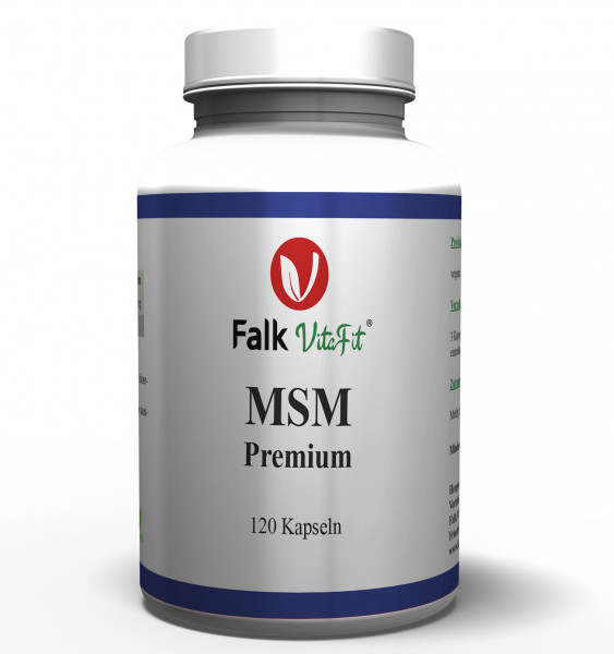 MSM Premium Kapseln