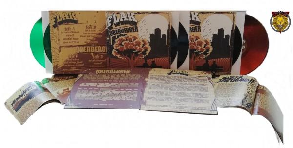 FLAK/ Der Oberberger- Kampfgefährten Doppel LP
