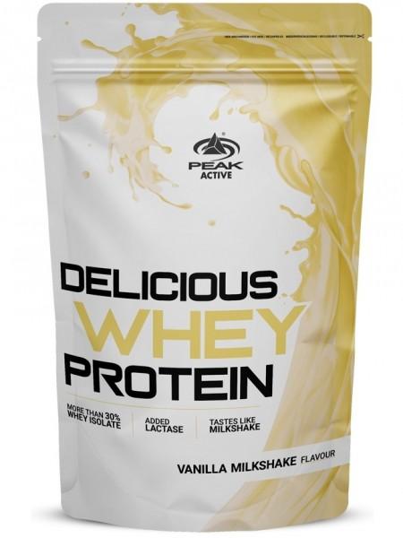 PEAK Delicious Whey Protein - 1000g