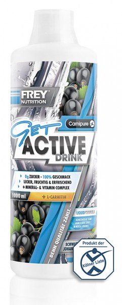 GET ACTIVE DRINK - 1000 ml
