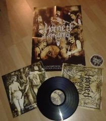 Horned Almighty - Contaminating The Divine LP