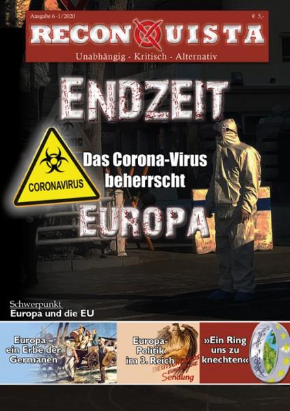 Reconquista 1/2020 - Schwerpunkt: Europa